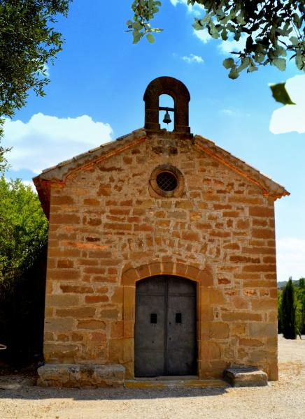 08.08.2012 Ermita Mare de Déu de la Soledad  Selvanera -  Angelina LLop