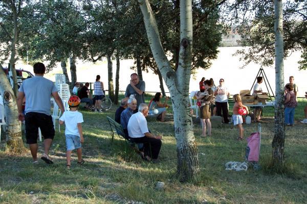 05.08.2012 Berenar a la Font de Torrefeta  Torrefeta -  Joan Plàcid Sala