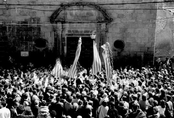 08.08.2012 Caramalles de l'any 1990  Sanaüja -  Josep Maria Santesmasses Palou