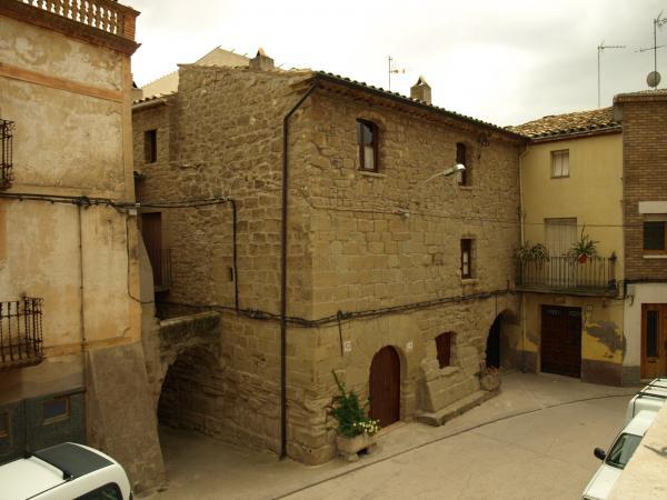 09.08.2012 'Concabella m'acomiada amb flors als carrers i a les finestres, com tants pobles de la Segarra