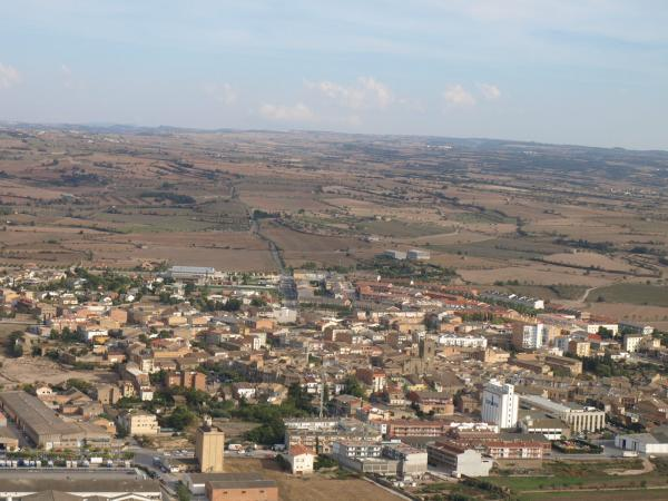 vista de Guissona