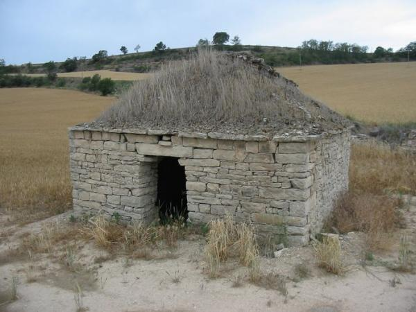 11.08.2012 Sant Ramon, cabana de falsa cúpula  Sant Ramon -  Josep Maria Santesmasses Palou