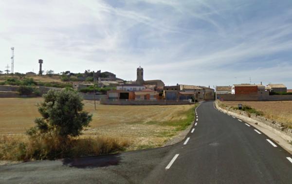 11.08.2012 La Manresana  Sant Ramon -  Google maps