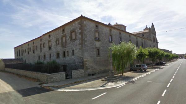 11.08.2012 El convent  Sant Ramon -  Google maps