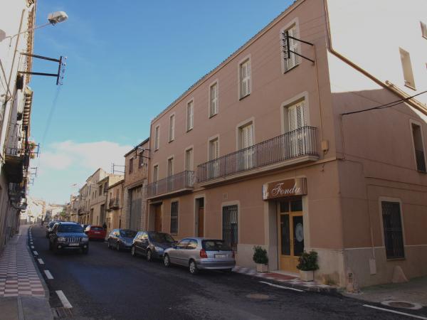 11.08.2012 'Sopem a la Fonda Magdalena -Corselles- i anem a dormir'   Sant Ramon -  Giliet de Florejacs