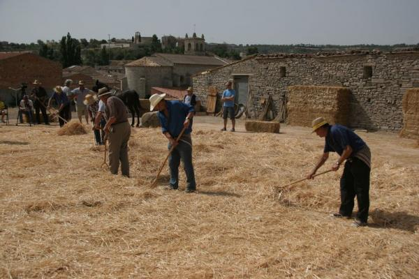 13.08.2012 Festa del Segar i el Batre  Sant Antolí i Vilanova -  Josep Maria Santesmasses Palou