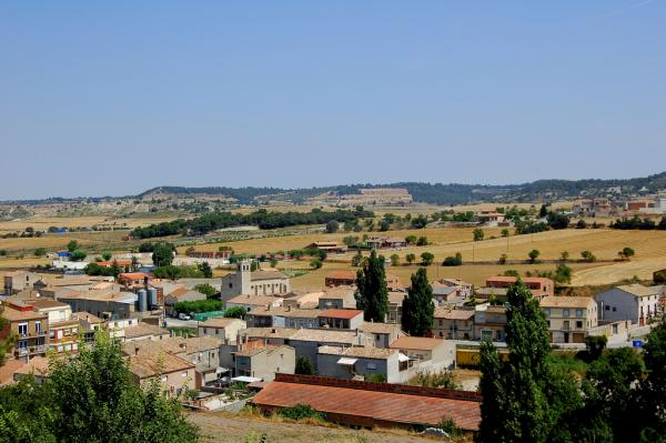 13.08.2012 ' .. però passa que Hostalets, Vilanova i Sant Antolí formen en la pràctica una unitat.'  Vilanova -  Angelina LLop