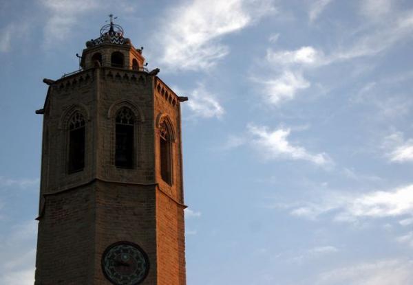 15.08.2012 Campanar de Santa Maria, Cervera  Cervera -  Josep Maria Santesmasses Palou