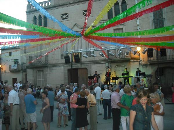 16.08.2012 ball a la plaça  La Morana -  Ajuntament de Torrefeta i Florejacs