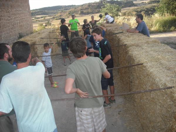 16.08.2012 jocs per als més petits  Florejacs -  Ajuntament de Torrefeta i Florejacs