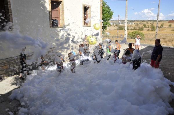 29.08.2012 Bany d'escuma  El Llor -  Susana Valls