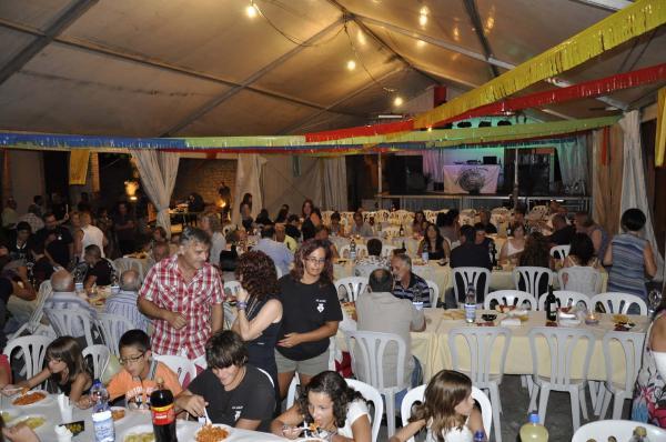 29.08.2012 El sopar de germanor  El Llor -  Susana Valls