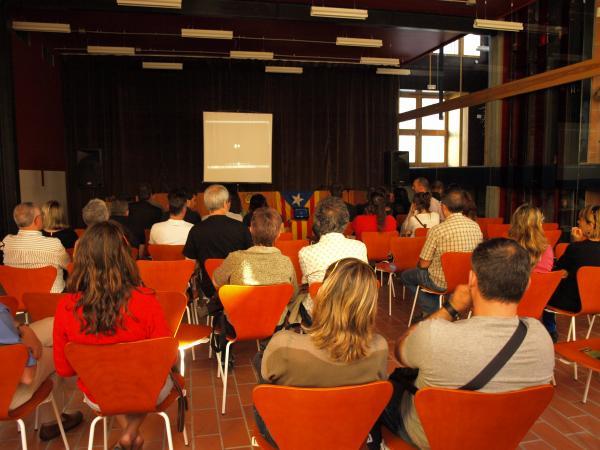 03.09.2012 Projecció del documental operació Garzón  Guissona -  anc-segarra