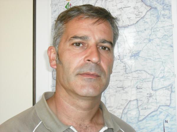 Narcís Cisquella, actual alcalde de Torrefeta i Florejacs -