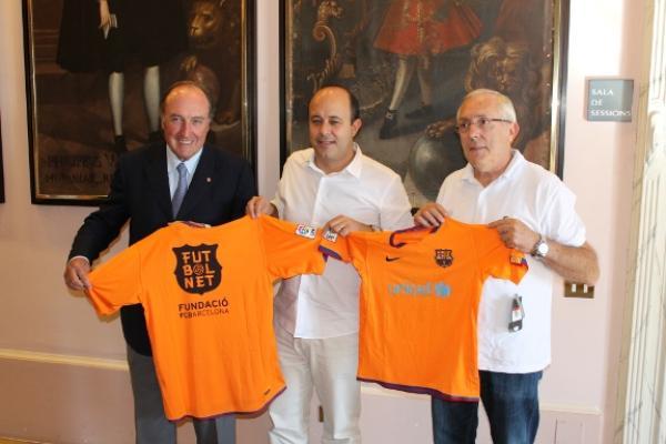 Presentació del projecte FutbolNet a Cervera - Cervera