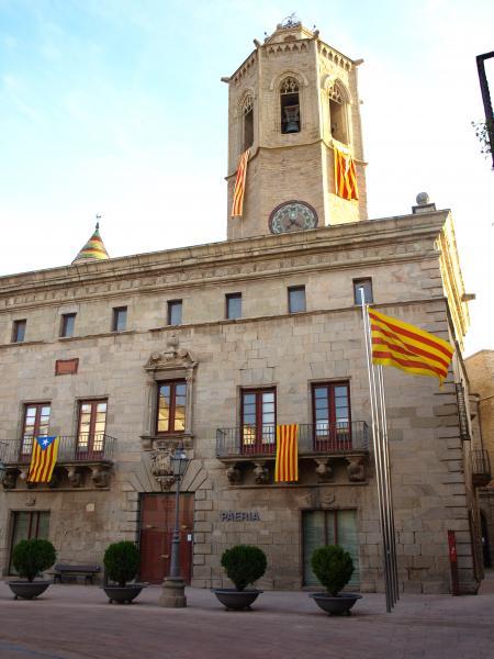 Cervera es declara Territori Català Lliure