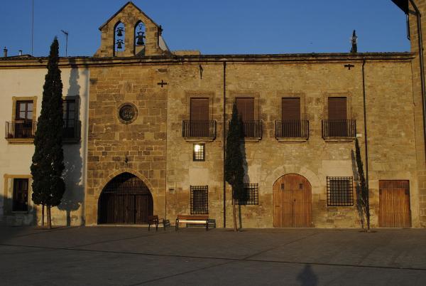 20.10.2012 Plaça del Castell  Santa Coloma de Queralt -  torelló