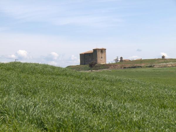 Els castells són un dels atractius  de la Segarra