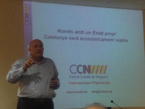 Jordi Bages-Querol, del CCN - Cervera