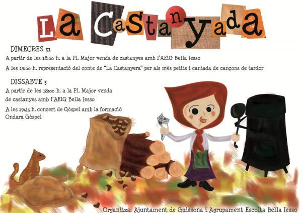 cartell Castanyada 2012