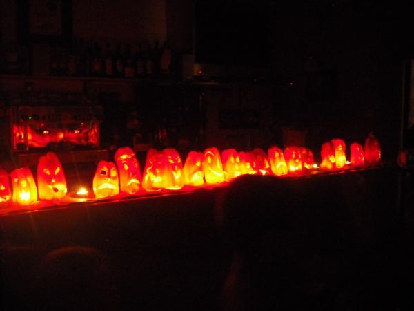 02.11.2012 Castanyada amb taller de pebrots al restaurant La Redolta de Florejacs  Florejacs -  Ajuntament de Torrefeta i Florejacs