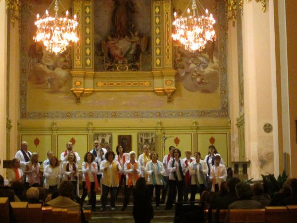 03.11.2012 Concert de Ondara Gòspel  Guissona -  Ajuntament de Guissona