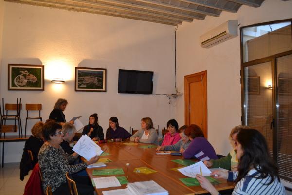 05.11.2012 Taller d'herbes de la Segarra  Talavera -  Consell Comarcal de la Segarra