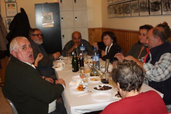 06.11.2012 Sopar de castanyada al Centre Social de Sedó i Riber  Sedó -  Marina Jové