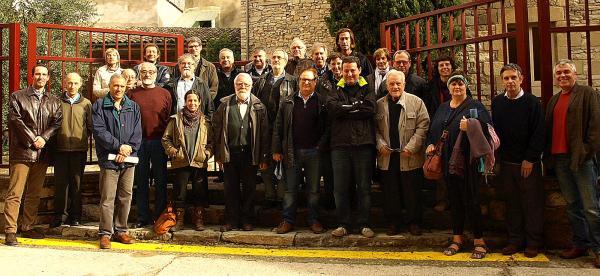 10.11.2012 imatge dels representants convocats  Verdú -  Jaume Moya