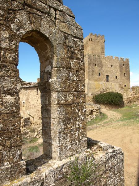 El castell de les Sitges