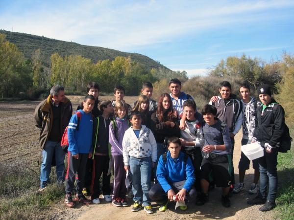 19.11.2012 Projecte Rius: alumnes de l'IES Guissona  -  Consell Comarcal de la Segarra