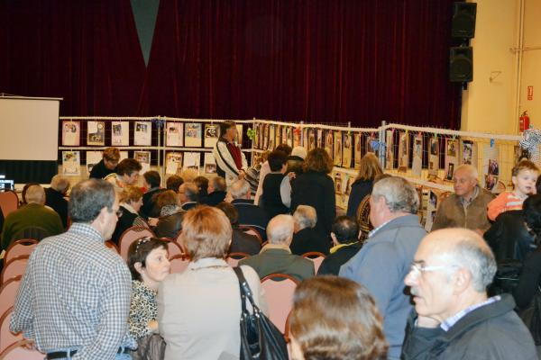 19.11.2012 exposició fotogràfica Sentiments: Imatges d'amor i de vida  Ribera d'Ondara -  Consell Comarcal de la Segarra