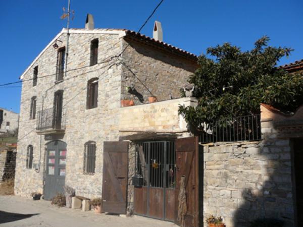 19.11.2012 La Casa Gran del Centre Cultural Imaginari Kiku Mistu  Segura -  Kiku Mistu