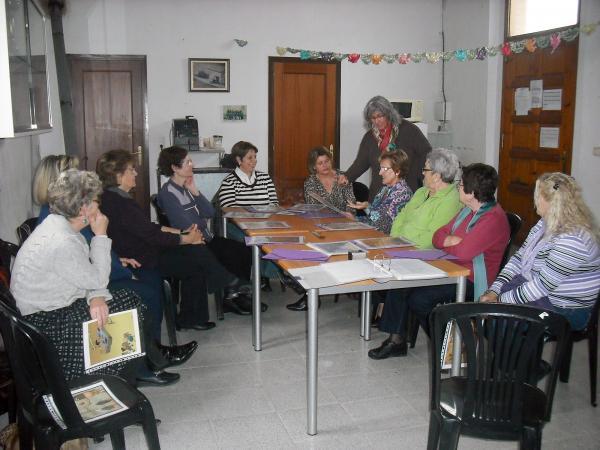 22.11.2012 taller Gaudim la vida  Palou -  Consell Comarcal de la Segarra