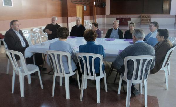 22.11.2012 taller Gaudim la vida  Vicfred -  Consell Comarcal de la Segarra