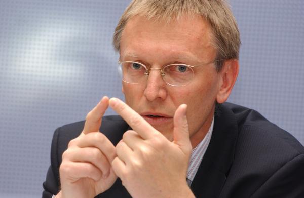 Janez Potocnik, comissari europeu de Medi Ambient -