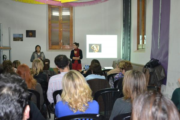 24.11.2012 Xerrada sobre sexualitat  Palou -  Consell Comarcal de la Segarra