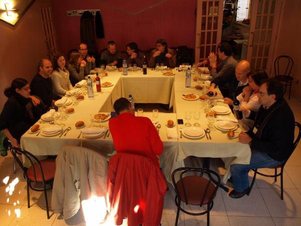 dinar de treball a Cal Colom (Cervera) -