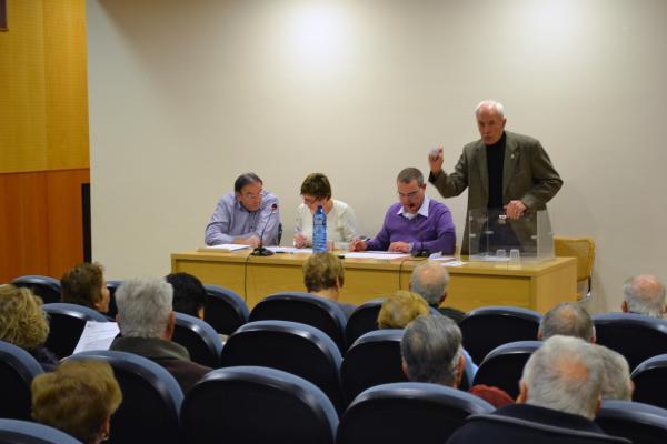 11.12.2012 Sorteig dels viatges de la IMSERSO   Cervera -  Consell Comarcal de la Segarra