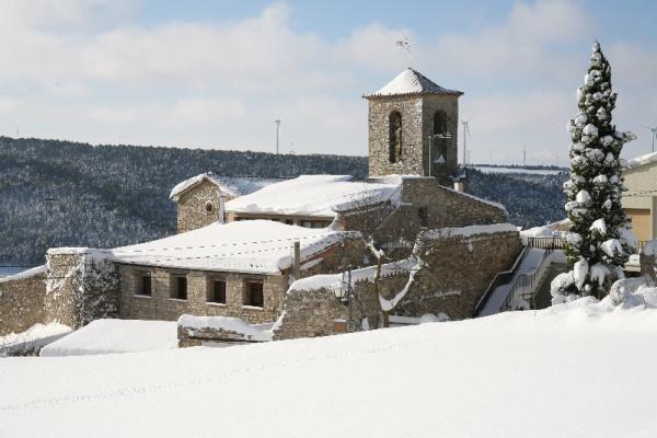 13.12.2012 Segura nevat  Segura -  Pol Moreno
