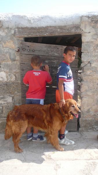 13.12.2012 Els caps de setmana a Segura hi ha nens  Segura -  kiku Mistu