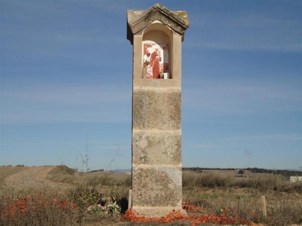 16.07.2012 Construït ja al segle XX pels treballadors d'una mina  Aleny -