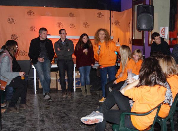 15.12.2012 IX Fòrum local de joves  Sant Guim de Freixenet -  Consell Comarcal de la Segarra