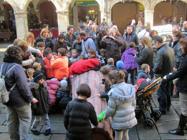 15.12.2012 Fira de Nadal  Guissona -  Ajuntament de Guissona