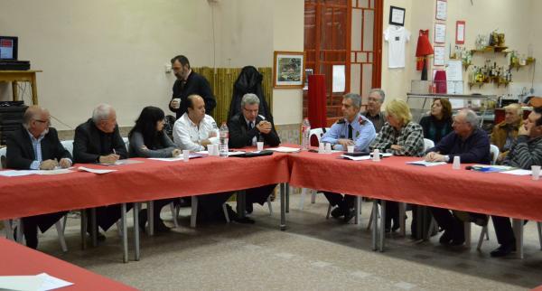 19.12.2012 El Consell Comarcal de la Segarra realitza el darrer Ple de l'any a Montornès.  Montornès de Segarra -