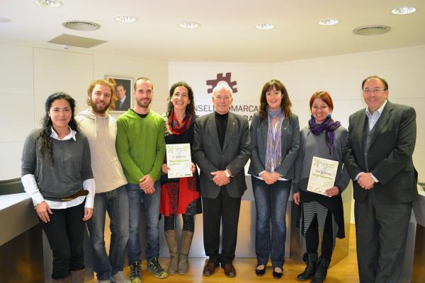 20.12.2012 10a edició del Premi Jove emprenedor de la Segarra   Cervera -  Consell Comarcal de la Segarra