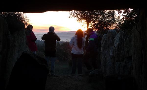 22.12.2012 Contemplant el moment màgic  Llanera -  Xavier Sunyer
