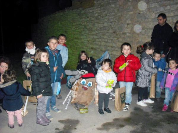 24.12.2012 Festa del Cagatió  El Llor -  Ajuntament de Torrefeta