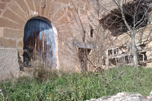 26.12.2012 Mas de la Vila  Les Cases de la Serra -  Ramon Sunyer