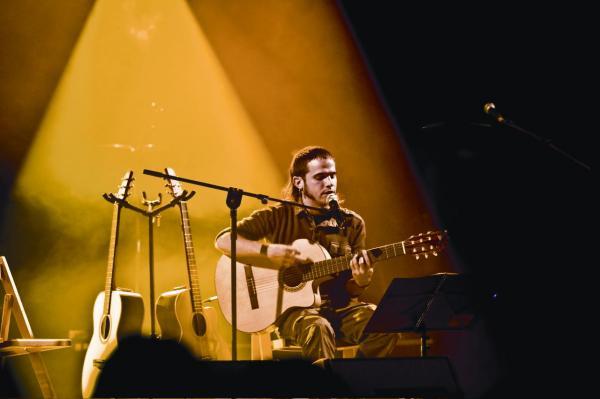 Concert de Cesc Freixas